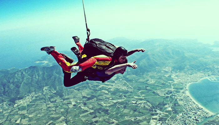 Skydive for Tot ceramica figueres